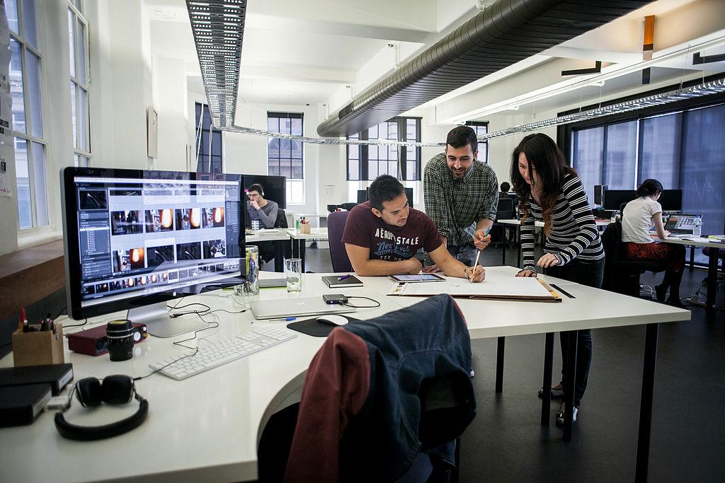 Webdesigner und Webentwickler